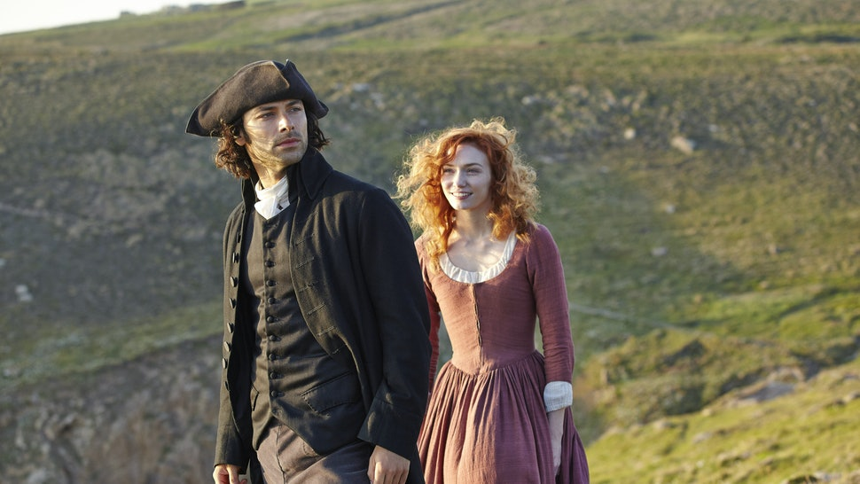 Is 'Poldark' A True Story? The PBS Miniseries Has Several