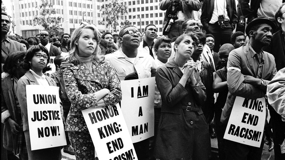 5 Images Of Civil Rights Protests In The 60s That Are Eerily Similar To What Were Facing Today