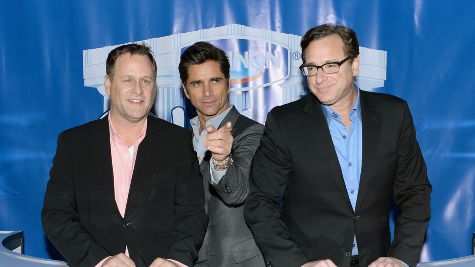 did dave coulier bob saget know each other before full house