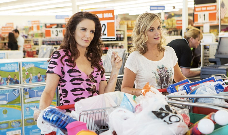 Easy Amy Poehler u0026 Tina Fey In u0027Sistersu0027 Costume Ideas That Are Perfect For A BFF Halloween  sc 1 st  Bustle & Easy Amy Poehler u0026 Tina Fey In u0027Sistersu0027 Costume Ideas That Are ...