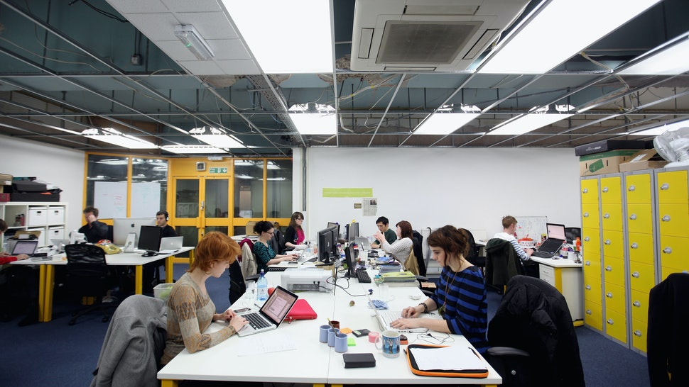 12 Things That Only Happen When You Work in an Open Office