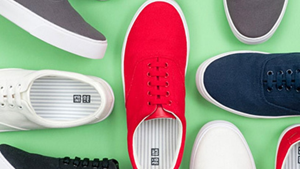 3ed9e75ffa15 Uniqlo Is Launching Footwear Line
