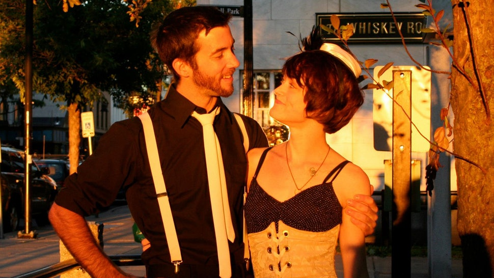 8 Myths About Polyamorous Couples, Because We're Not Trying