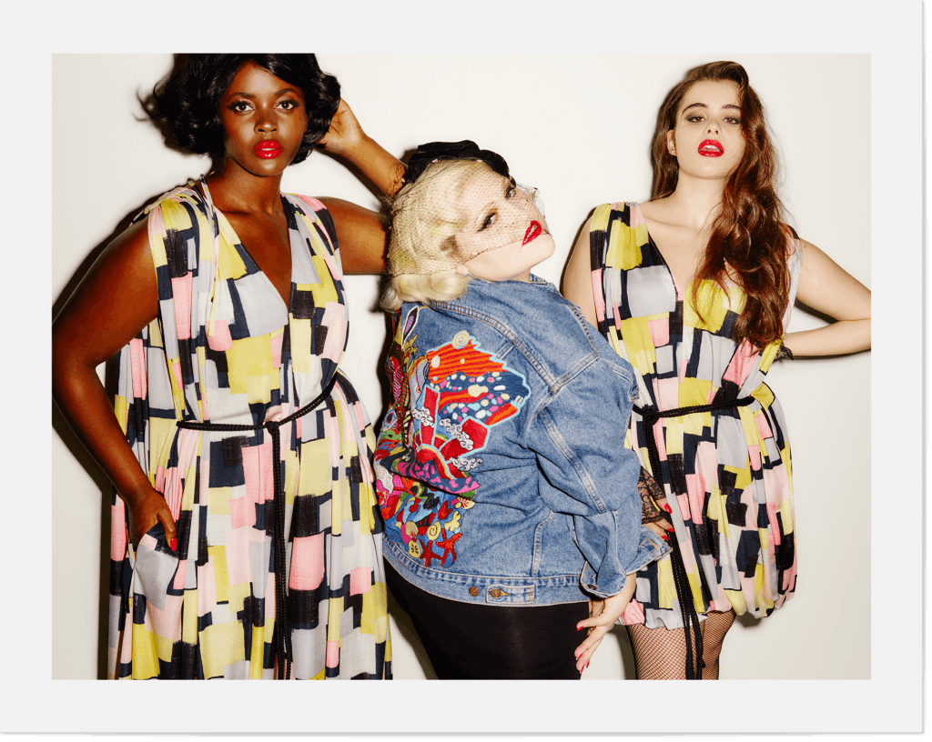 a50517306 Why Is Beth Ditto s Plus Size Clothing Line Causing So Many Extreme ...