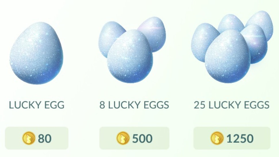"""what is a lucky egg in """"pokemon go""""? these items will help you"""