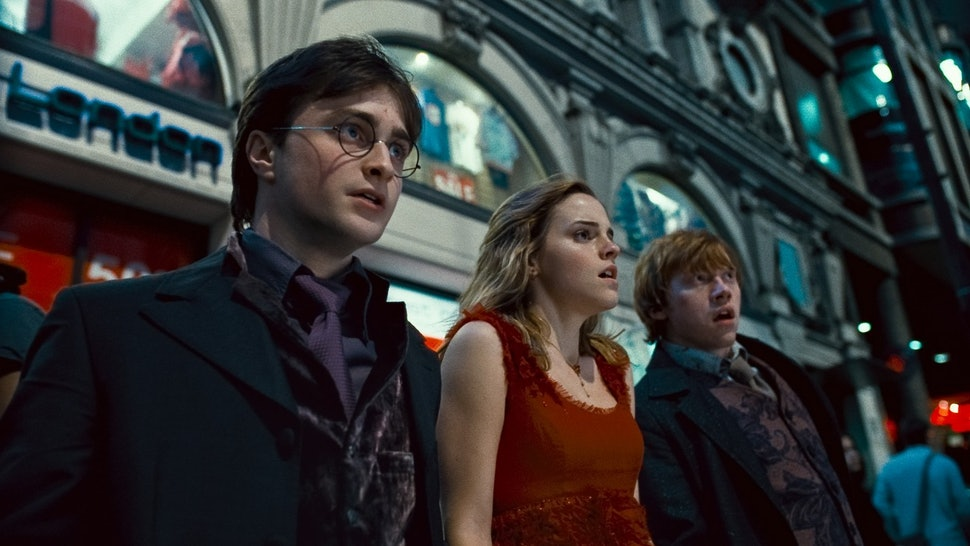 12 Best Harry Potter Quotes From Each Of Your Favorite Characters In