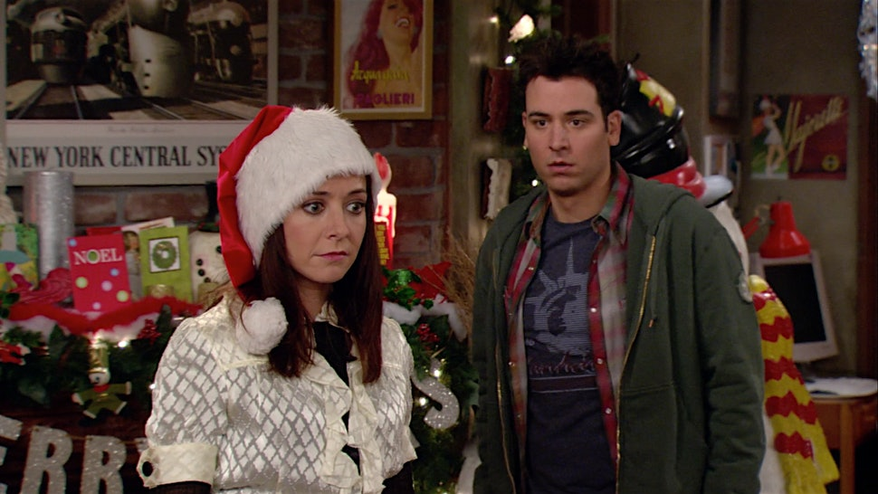 15 How I Met Your Mother Moments From How Lily Stole Christmas