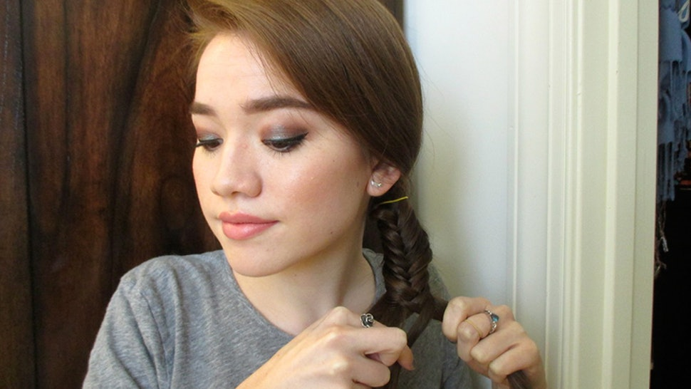 How To Fishtail Braid In 6 Simple Steps That Will Help You Finally