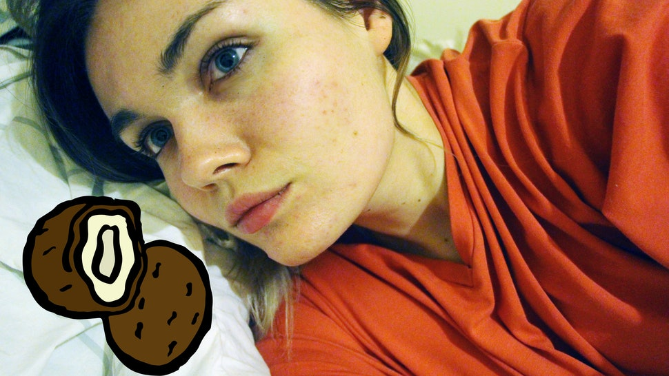 I Removed My Makeup With Coconut Oil For A Week & This Is What Happened — PHOTOS