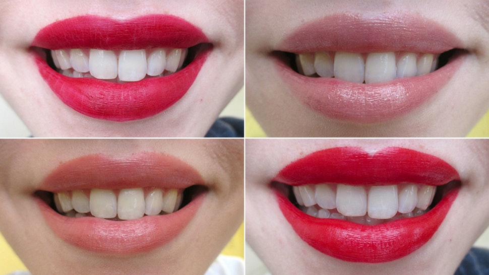 f67574471a85 What Color Lipstick Makes Teeth Look Whiter  A Handy Guide To Getting Your  Most Brilliant Smile Instantly