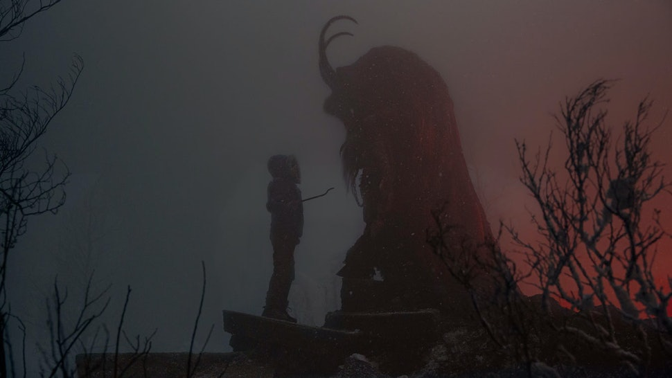 What Is Krampus? The Christmas Devil Prepares To Hit The Big Screen In ' Krampus'