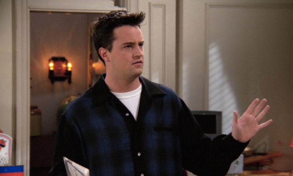 Image result for chandler bing could i be