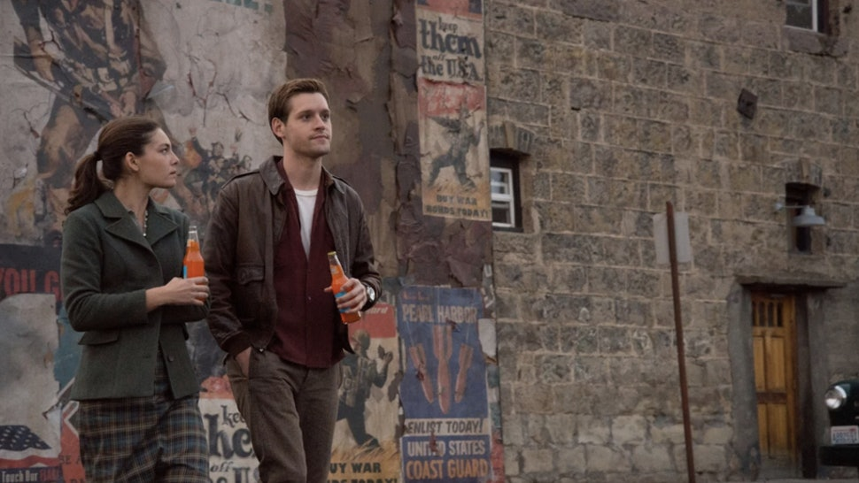 What Is 'The Grasshopper Lies Heavy' On 'The Man In The High Castle