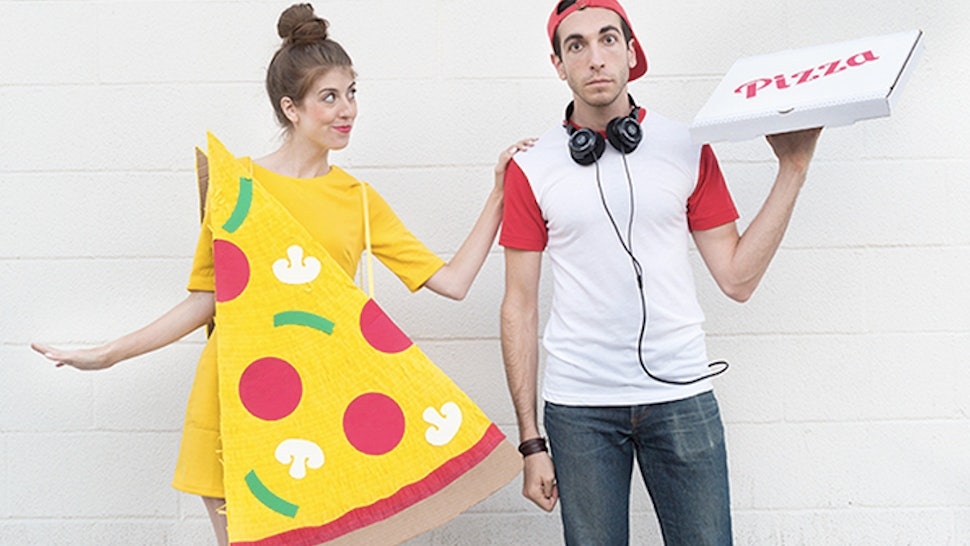 11 Creative Halloween Costume Ideas For Couples Who Hate Cliches