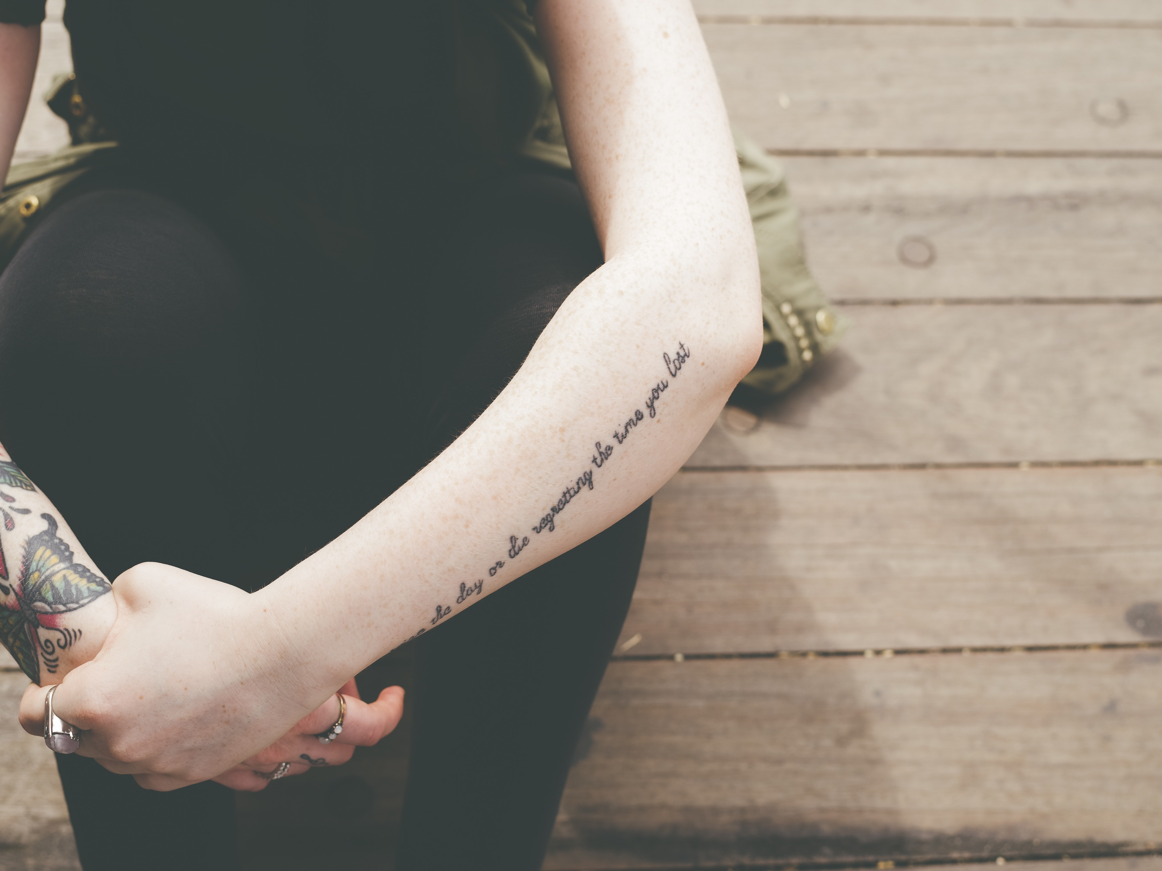 9 Signs Youre Not Ready For A Tattoo Quite Yet
