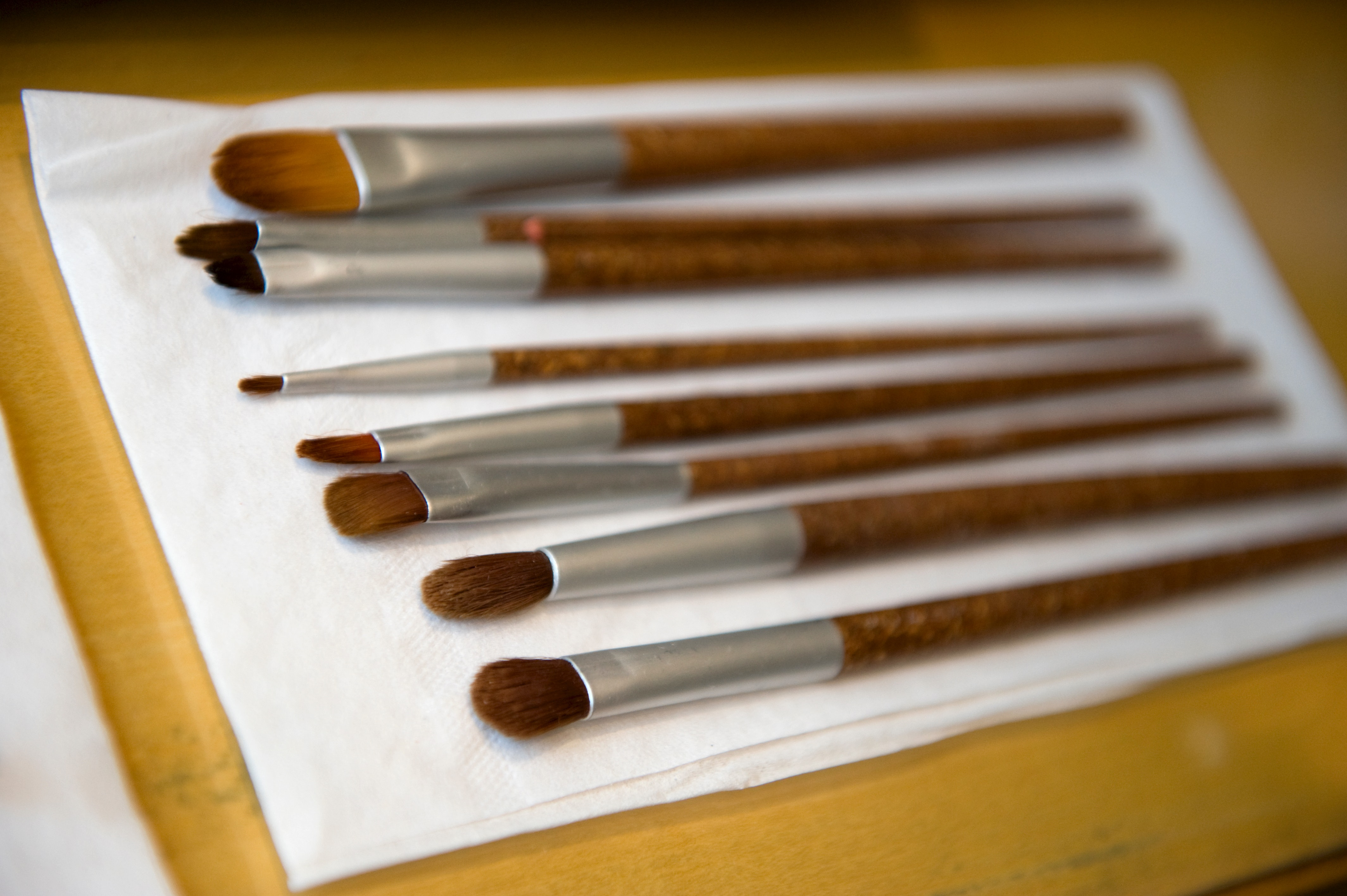 How to Clean Your Makeup Brushes With