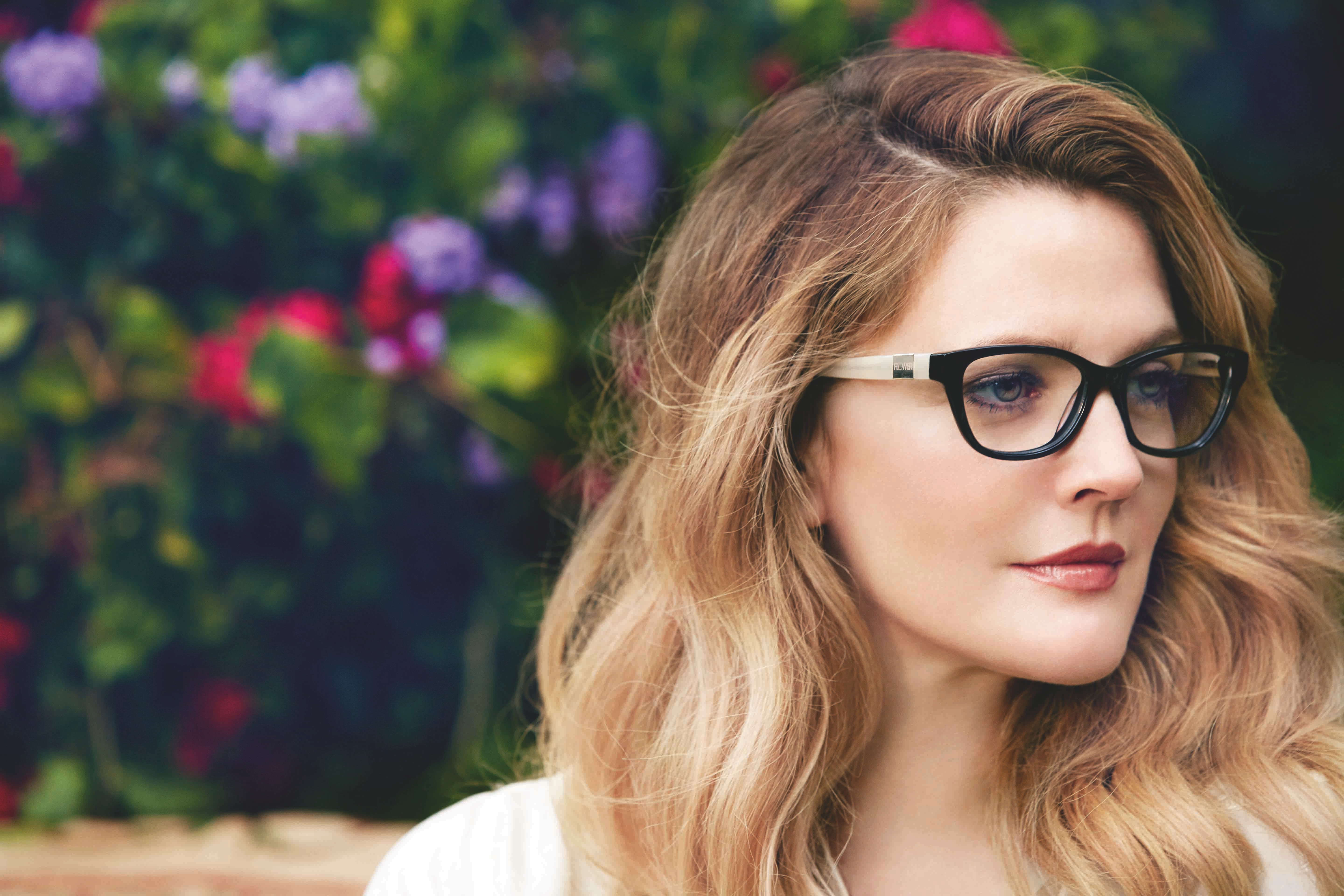 Drew Barrymore Launches Flower Eyewear Proving She Can Do It All