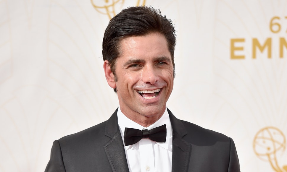 John Stamos Shares Prom Throwback That Proves Hes Always Had Amazing Hair PHOTO