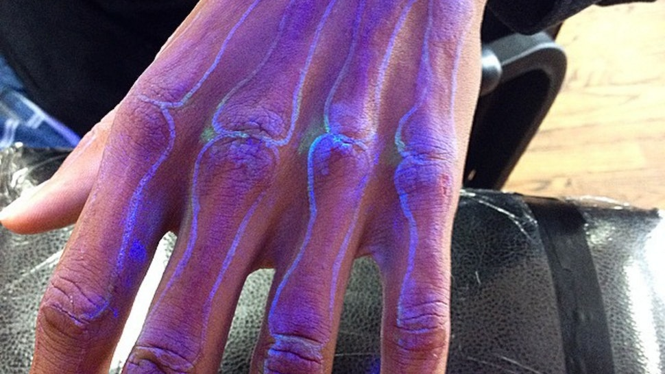 6 Questions About Uv Black Light Tattoos To Consider Before Getting