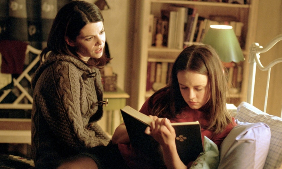 Gilmore girls series fanally, sexy leasbiansnaked