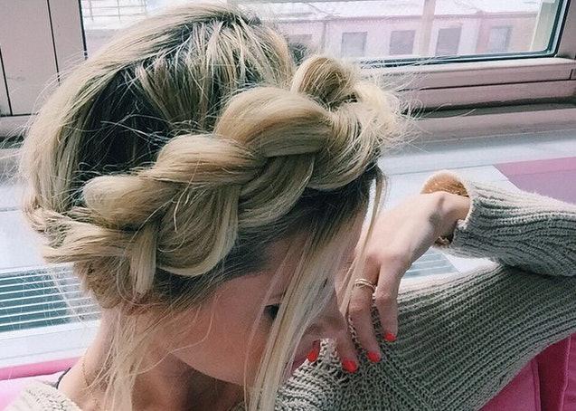 A Prom Hair