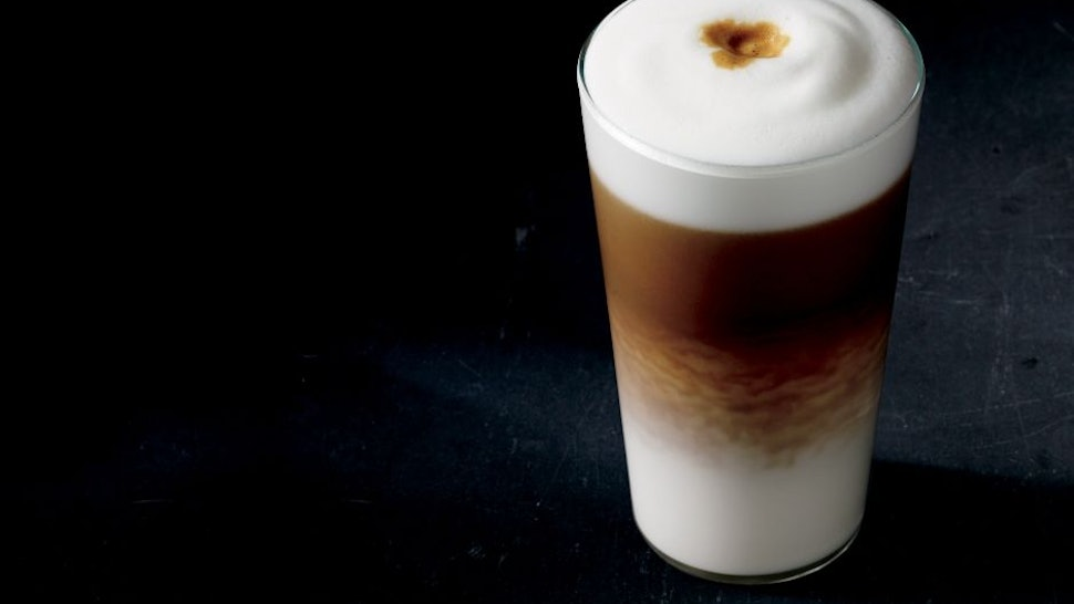 Is There Caffeine In A Starbucks Latte Macchiato This Drink Is The