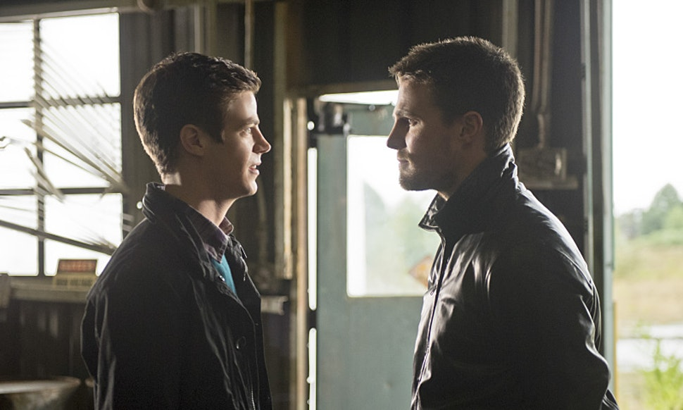 Barry Allen Vs Oliver Queen Just How Similar Are The Flash The