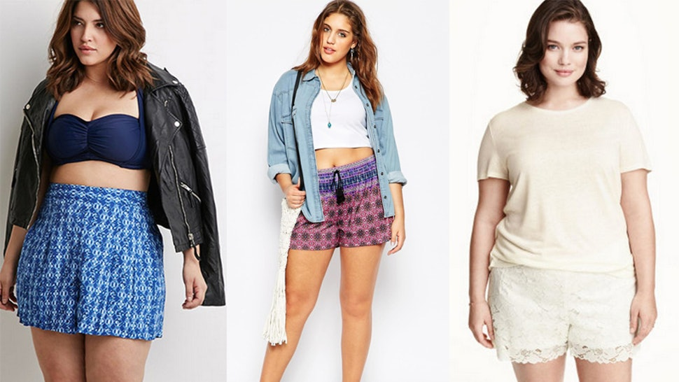2815f1148d 7 Places To Buy Plus Size Shorts For Summer That Are Both Cute   Comfy If  You re Sick Of Having To Wear Capris