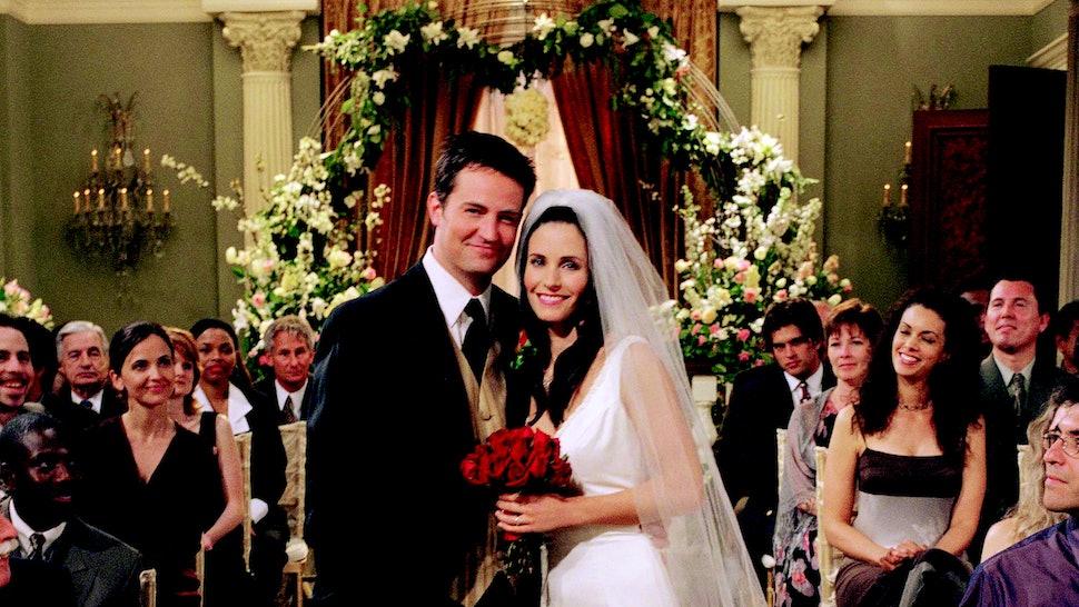 8 Monica Geller Wedding Tips Courteney Cox S Daughter Should Use