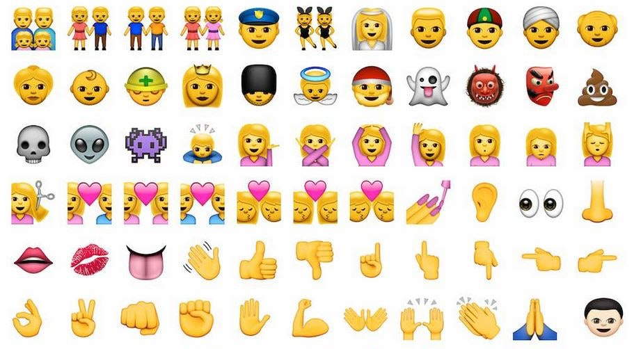 Sexual emoji meanings symbols