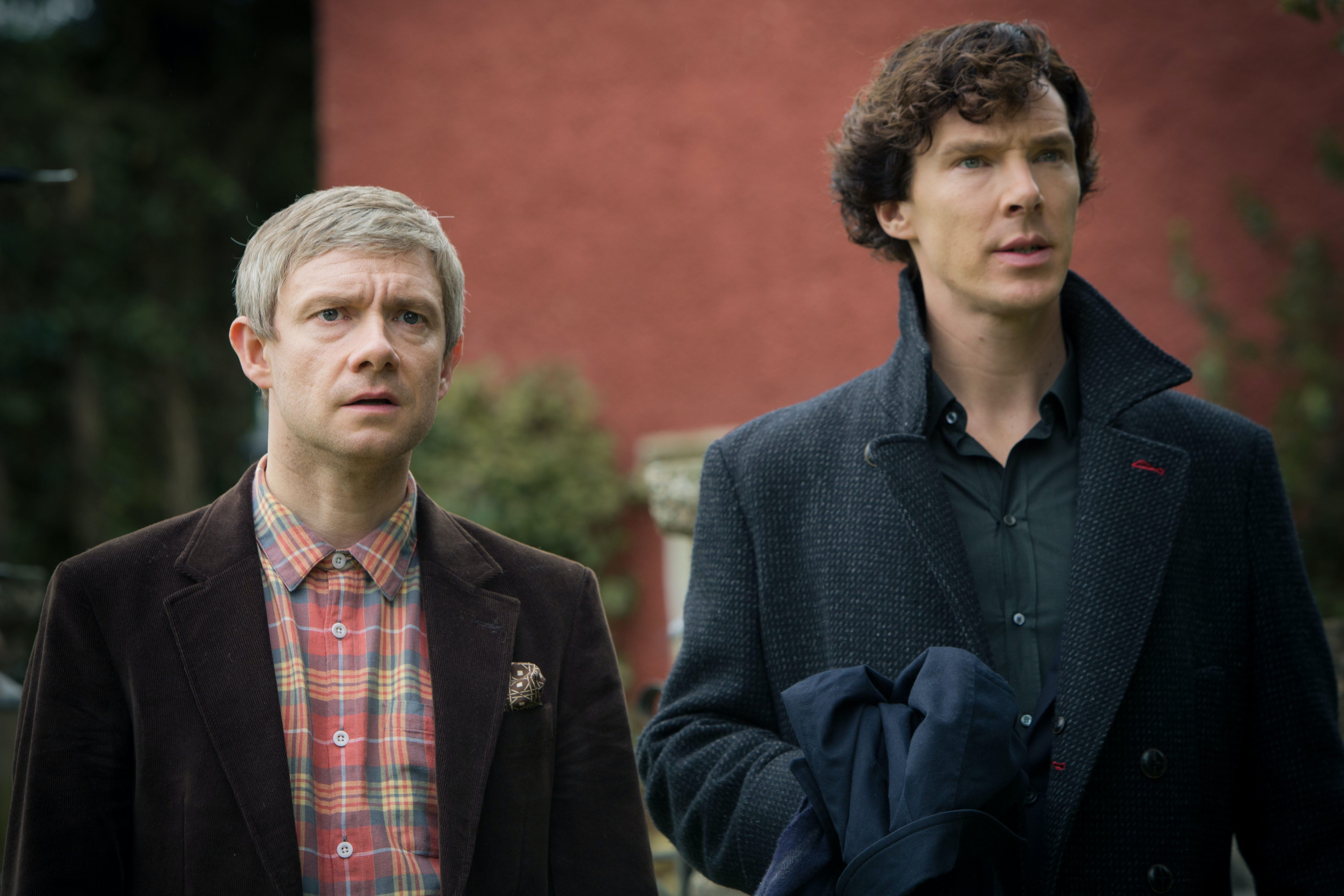 9 things you should never say to a fan of bbcs sherlock - Watch Sherlock Christmas Special
