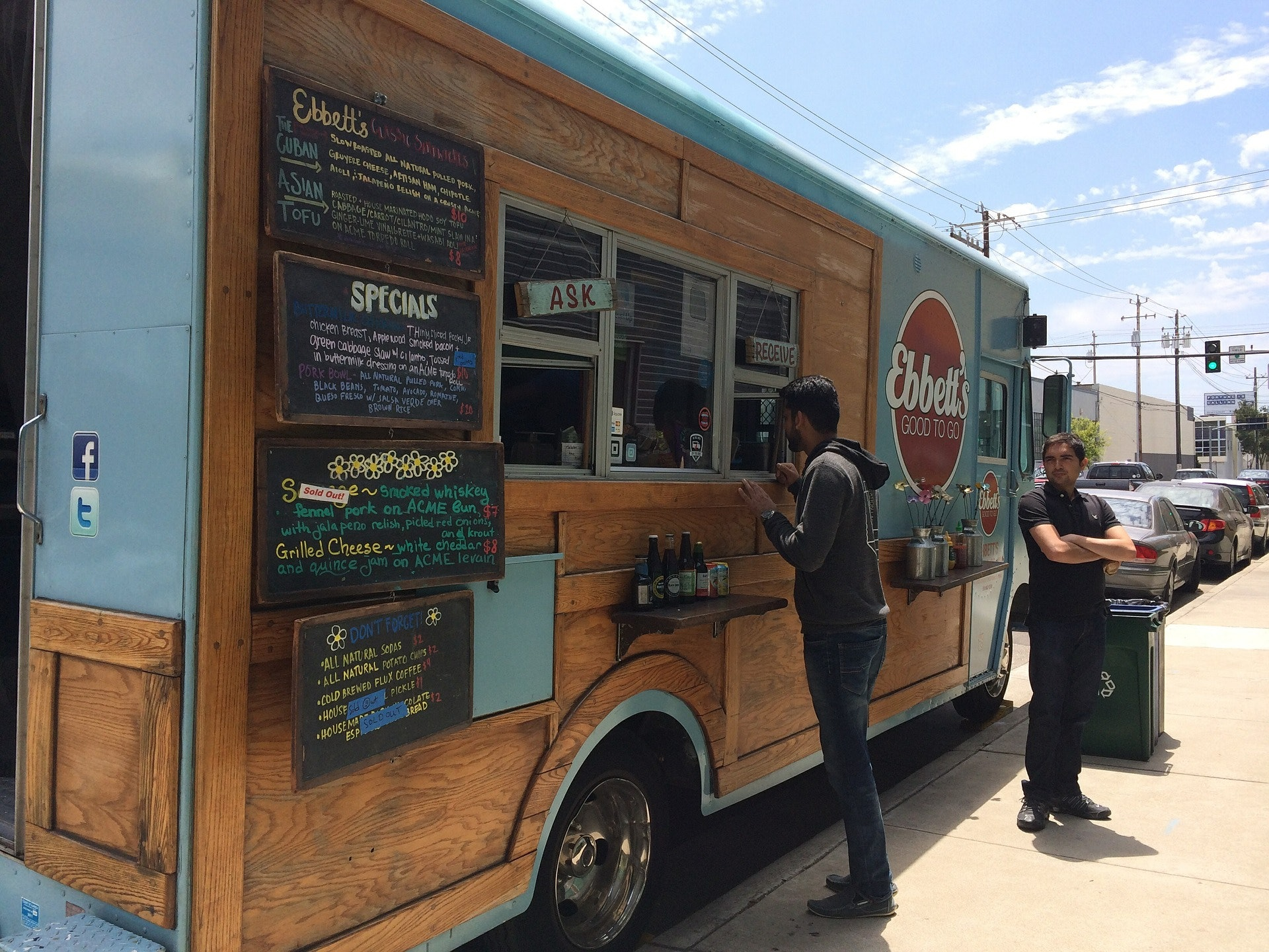 10 Best Food Trucks In The Us To Visit On National Food Truck Day