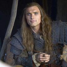 Ed Skrein as Daario Naharis in 'Game of Thrones' before the character was recast in Season 4.