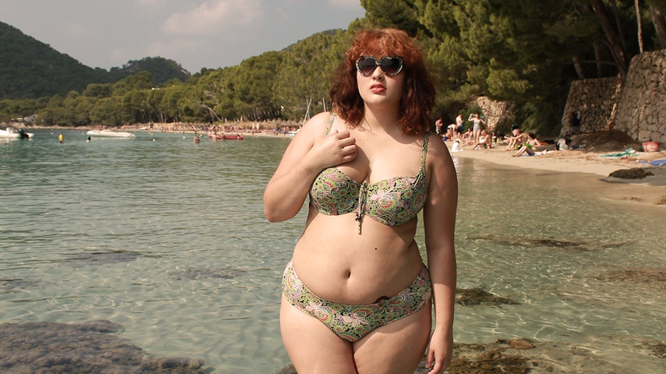 635167e77f I Am A Plus-Size Woman Who Wore A Low-Rise Bikini To The Beach
