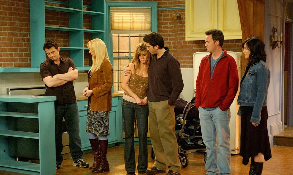 How Friends Characters Changed For The Worst From Season Premiere To Finale
