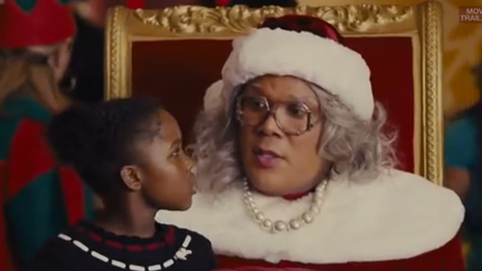 Madea Christmas.A Madea Christmas Is Going To Rock But We Need More Madea