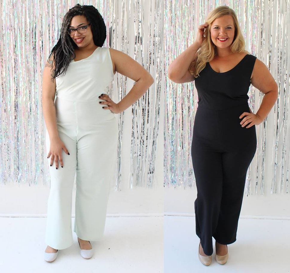 31 Plus Size Jumpsuits That Prove One Step Outfits Are The Best