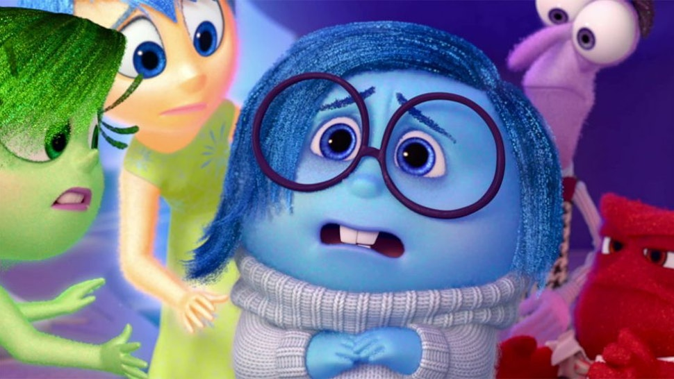 8 'Inside Out' Quotes So Sad You'll Feel Like You're Losing