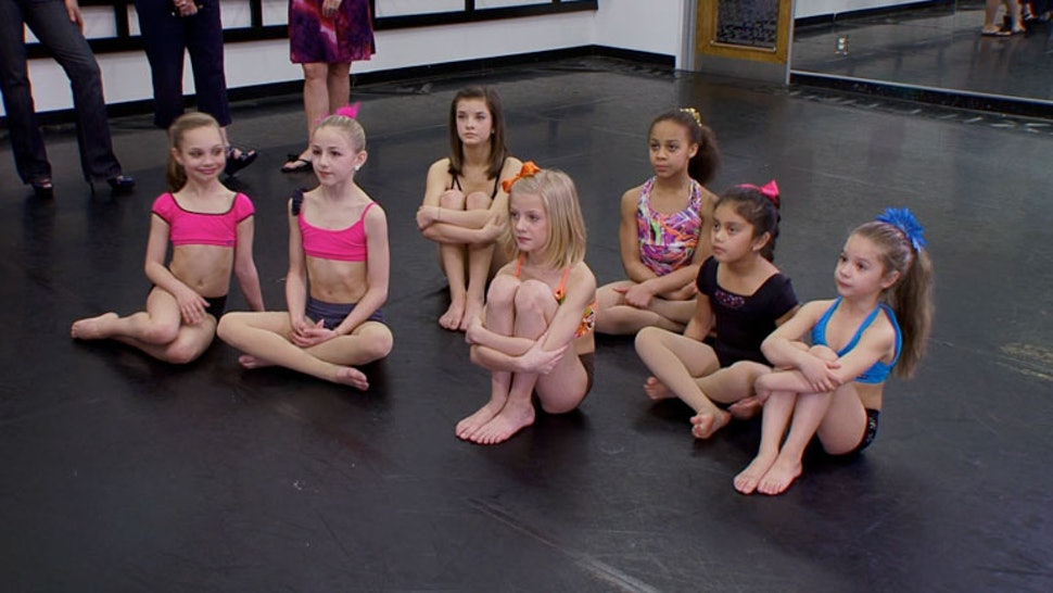 14 Things You Missed In The Dance Moms Pilot Like How Maddie Was