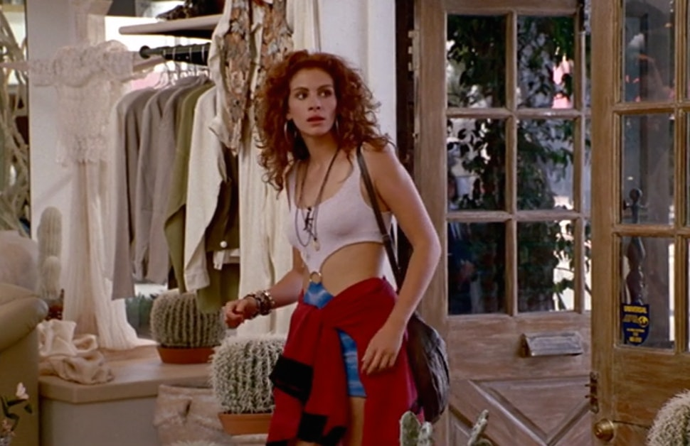 Ranking Julia Roberts' Outfits In 'Pretty Woman,' Because ...