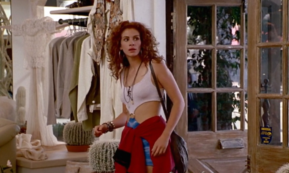 ranking julia roberts outfits in pretty woman because there was more than just the vivan