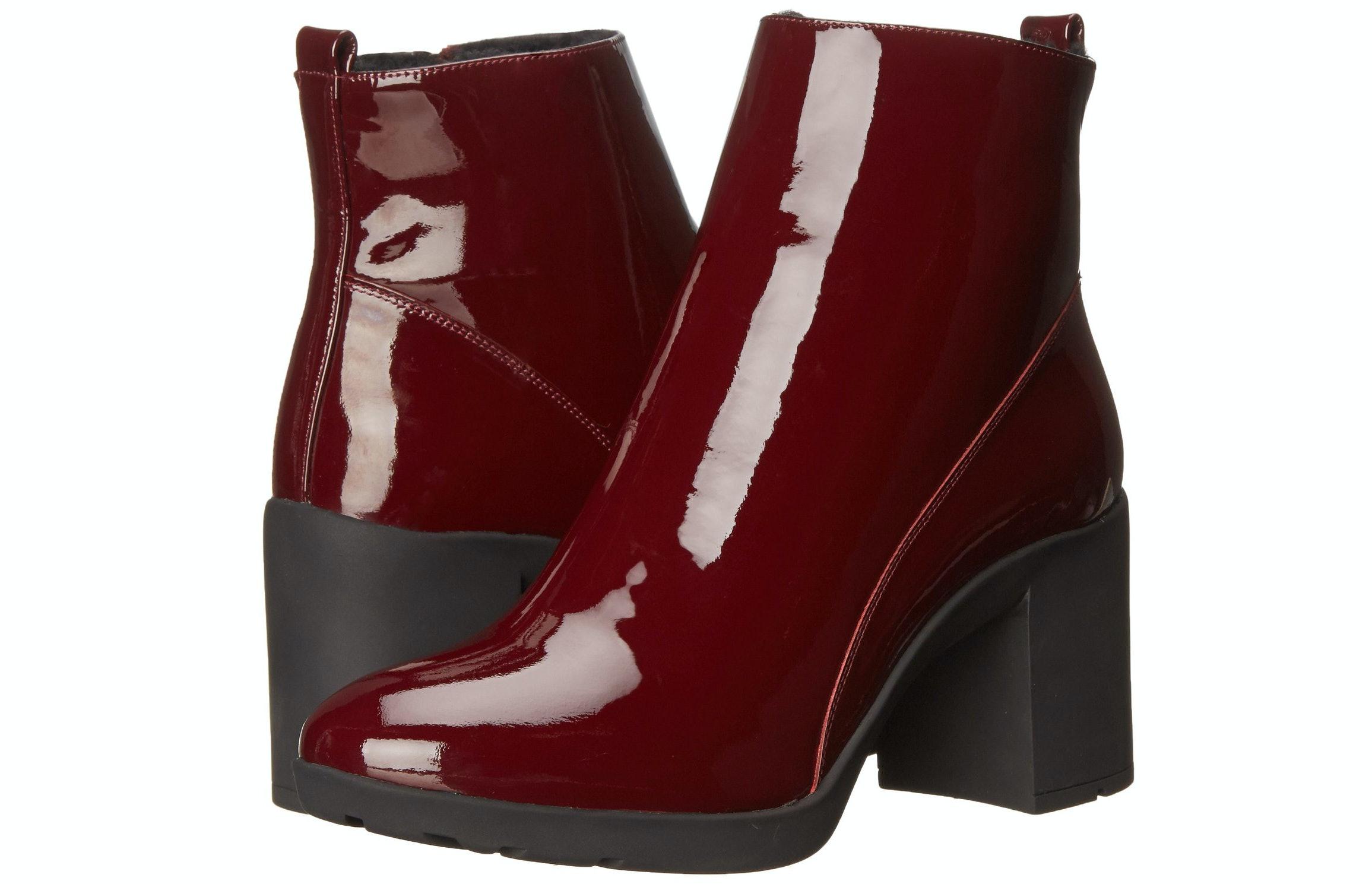 9 Heeled Rain Boots That'll Keep Your