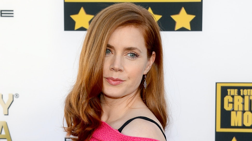 Amy Adams Might Not Win An Oscar This Year But She Definitely Has One Coming