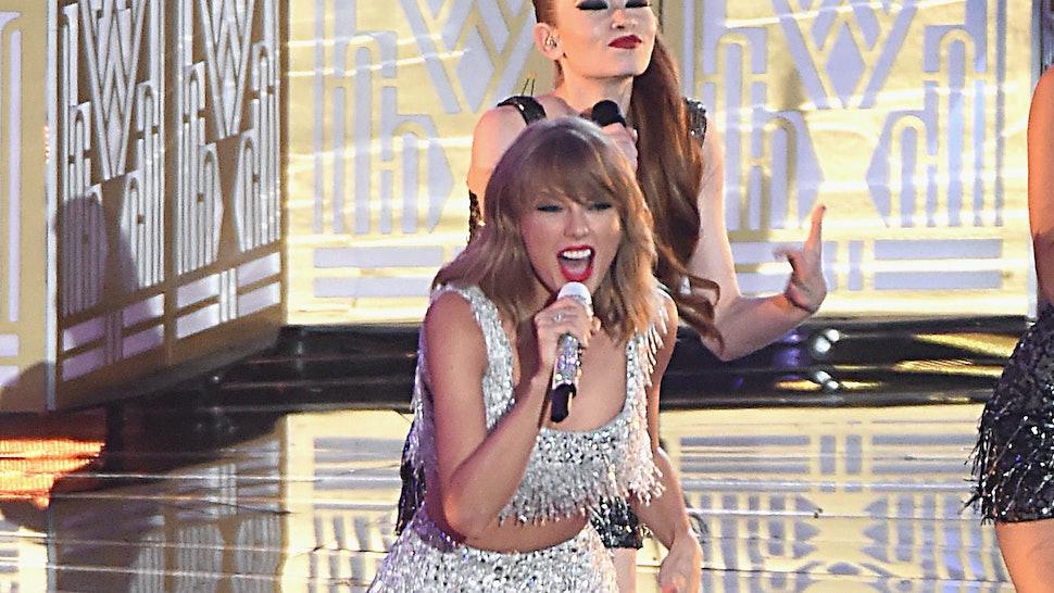 Taylor Swift 2014 Vma Performance