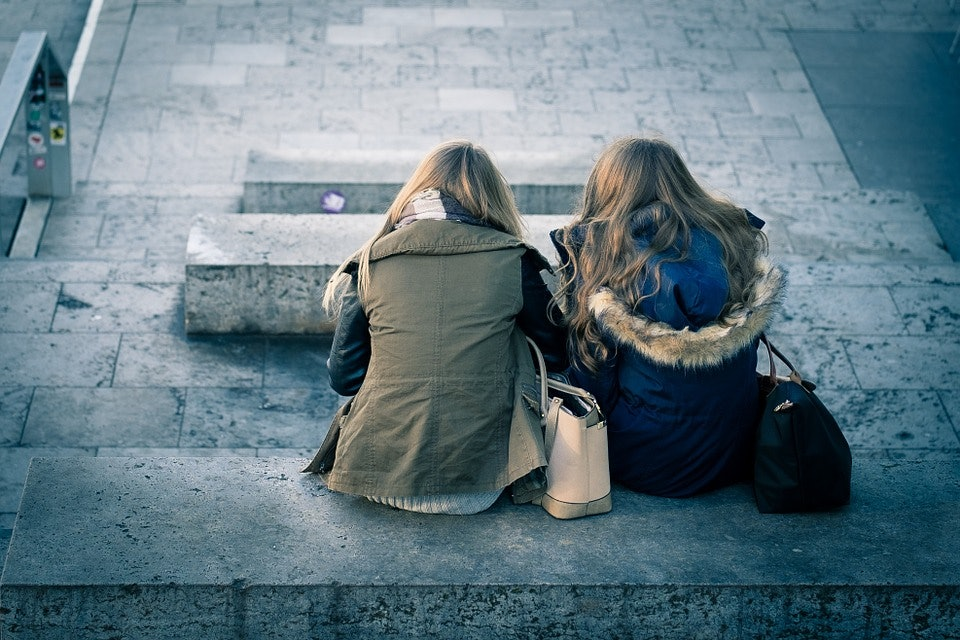 What to do when your best friends are hookup