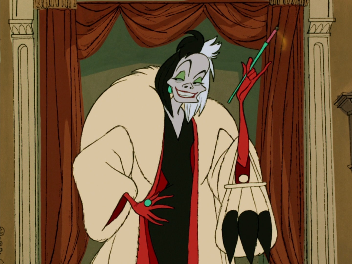 7 Times Disney Villains Were More Stylish Than The Princesses Because Cruella And Ursula Are True Queens