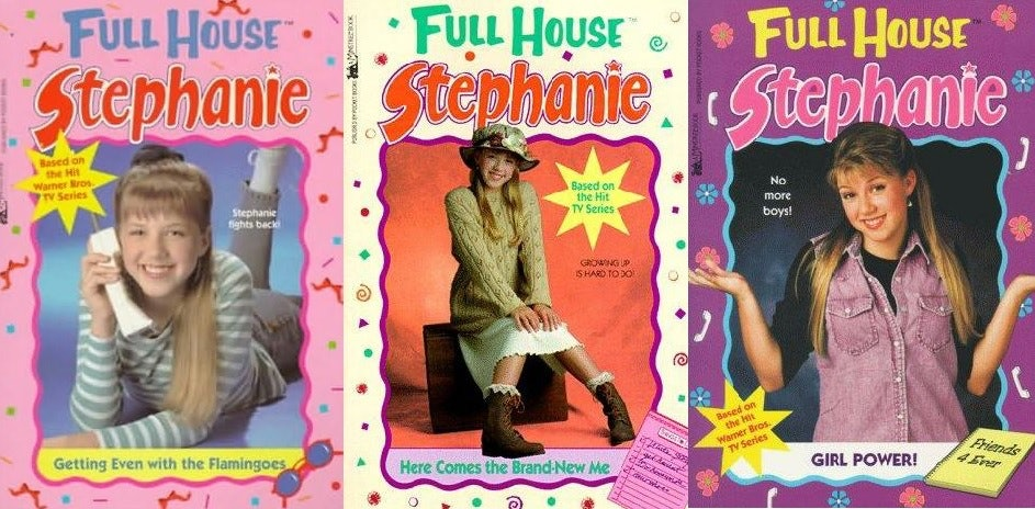 Remember When U0027Full Houseu0027 Spin Off Novels Existed? Because You Need To