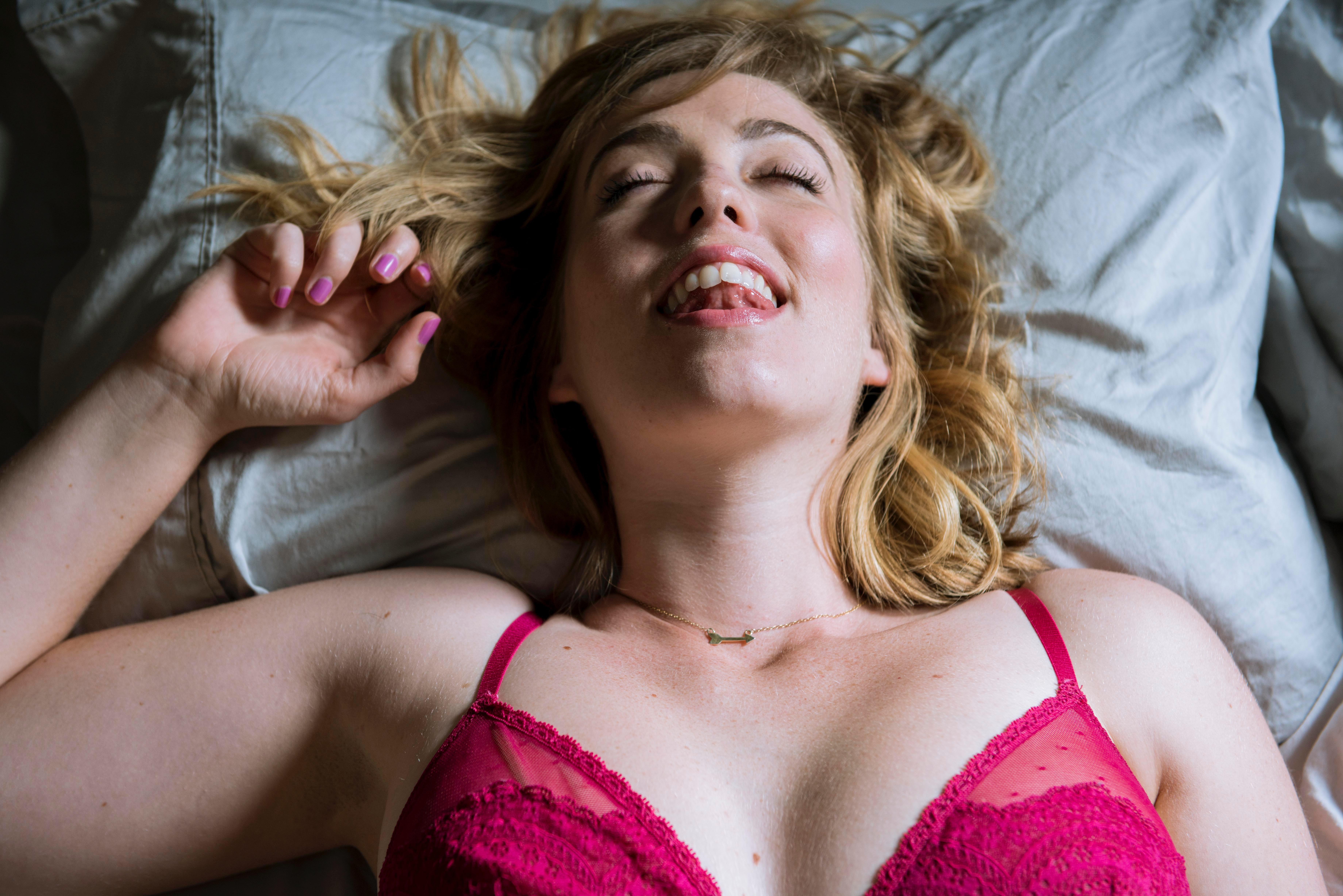 Not So Big Dick Oral Stimulation