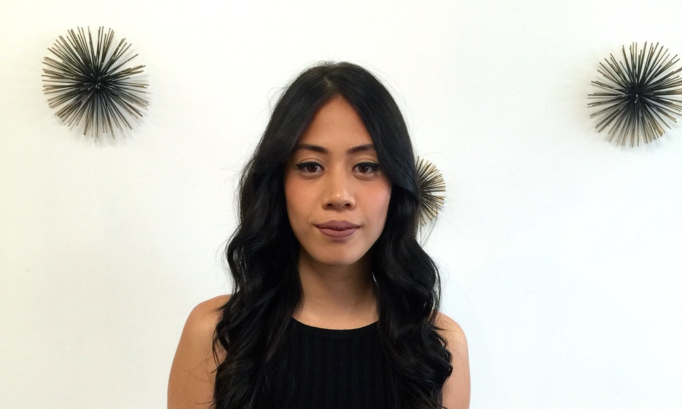 How To Curl Asian Hair Make It Stay All Day Long Photos