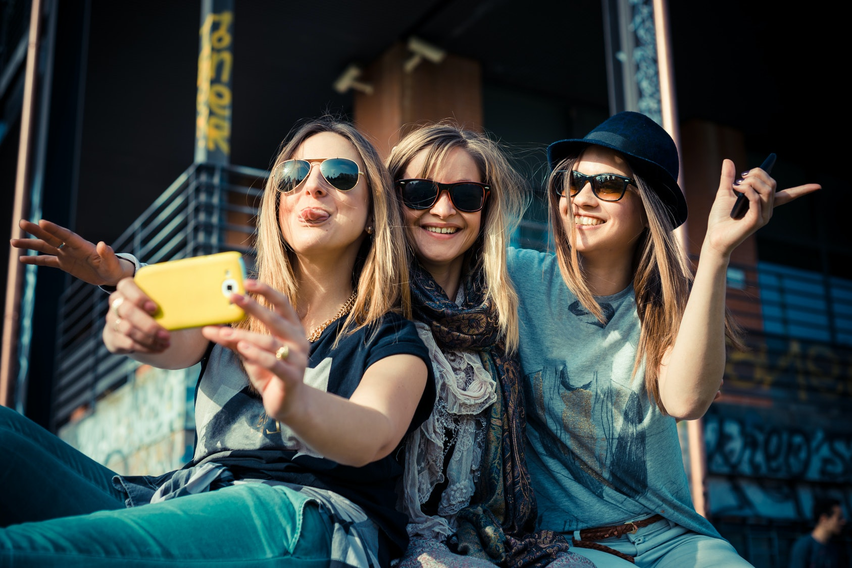 Best places to meet up with friends